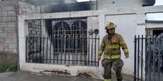 Relacionada bomberos incendio casa