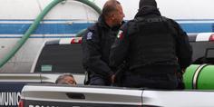 Relacionada denenido policia municipal