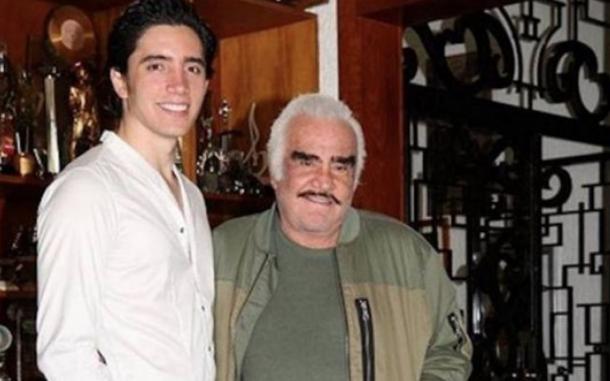 Alejandro Fernández Jr, tras los pasos de su papá