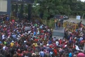 Slider migrantes entran a mexico