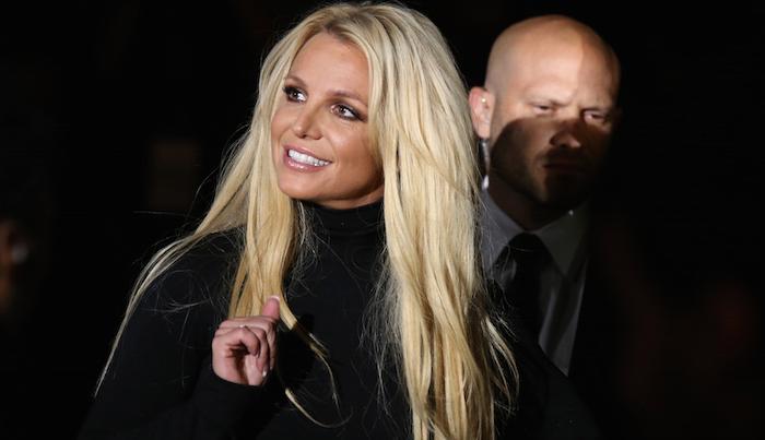 Britney Spears lo mostró todo en el escenario elsiglocomve