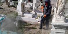 Relacionada apoya servicios pu blicos a ma s poblados del valle de jua rez para limpiar sus cementerios