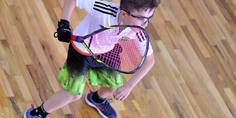 Relacionada raquet british