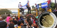 Relacionada migrantes peso mexicano dolar