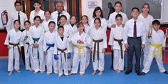Relacionada karate britania