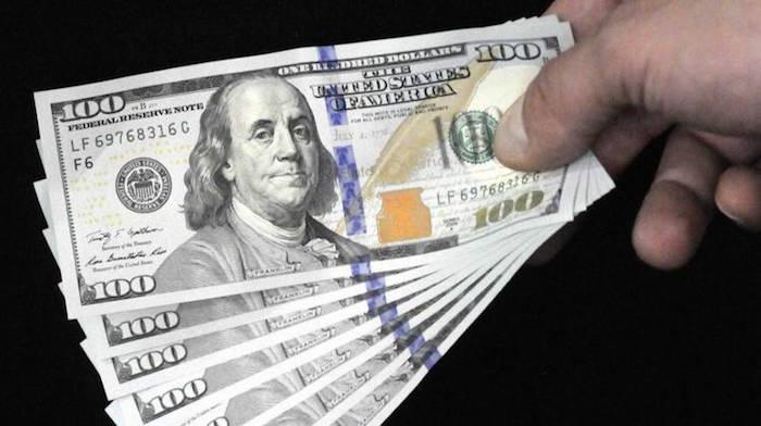 Dólar toca los 19.78 pesos en bancos de la Ciudad de México