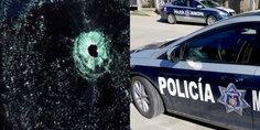 Relacionada auto baleado