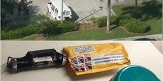 Relacionada paquete sospechoso