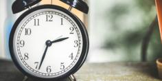 Relacionada cambio de horario