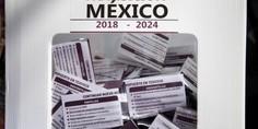 Relacionada desorden en conteo y resguardo de boletas de consulta por nuevo aeropuerto de mexico notimex