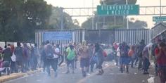 Relacionada migrantes lanzan piedras valla fronteriza 0 28 1280 797
