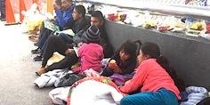 Relacionada migrantes en juarez