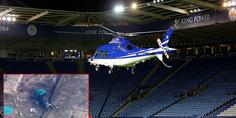 Relacionada accidente leicester helic ptero video