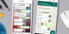 Relacionada whatsapp iphone