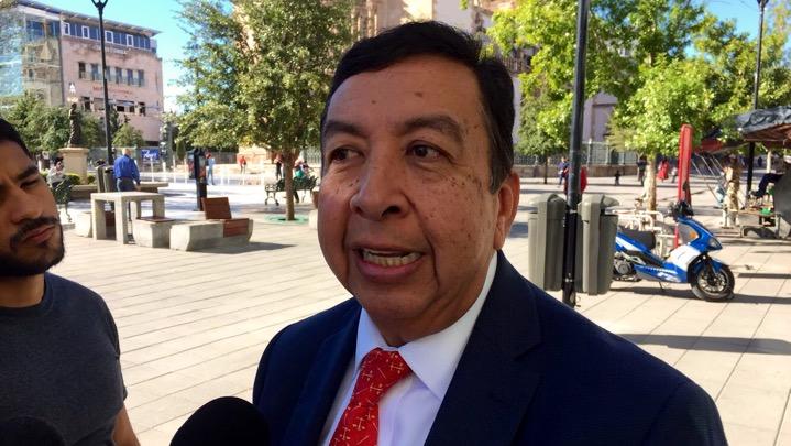 Cesar jauregui robles congreso del estado chihuahua