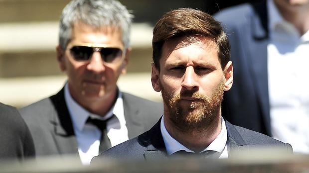 Messi es investigado por lavado de dinero a través de su fundación