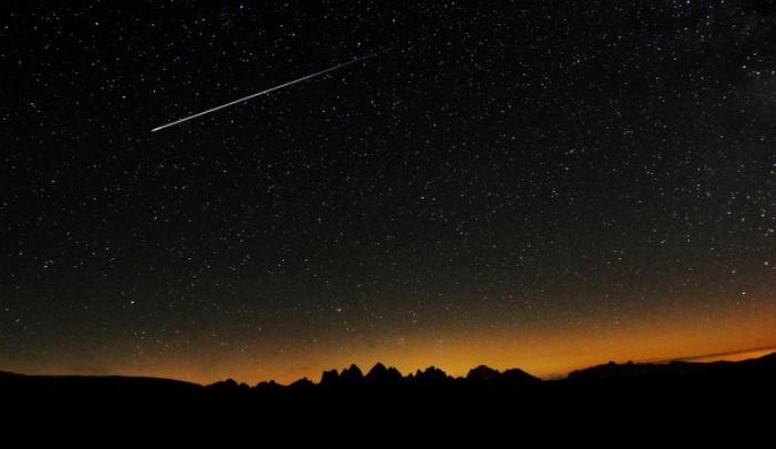 Lluvia de estrellas 610x405