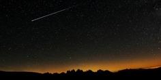 Relacionada lluvia de estrellas 610x405