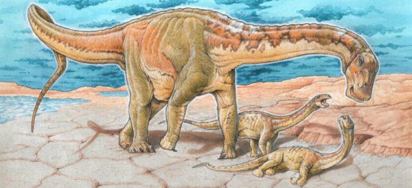 Dinosaurio 600x274