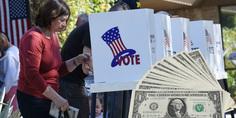 Relacionada peso mexicano dolar elecciones eu
