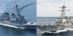 Relacionada buques guerra china eu