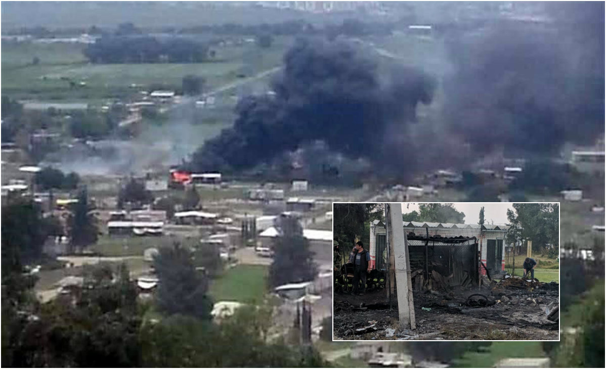 Tultepec explosion