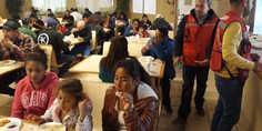 Relacionada gobierno municipal se mantiene al pendiente de migrantes  2