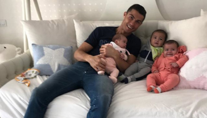 Cristiano Ronaldo gastó 35 mil dólares por 15 minutos en un bar