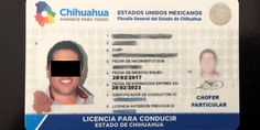 Relacionada licencia conductor chihuahua