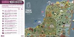 Relacionada consulta tren maya proyectos amlo