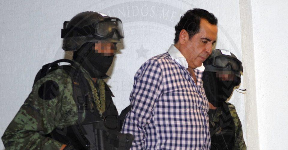 Muere en hospital Héctor Beltrán Leyva
