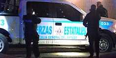 Relacionada policia estatal en fiscalia