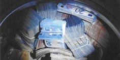 Relacionada dinero euros escondidos en lavadora