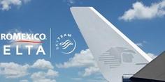 Relacionada aeromexico delta