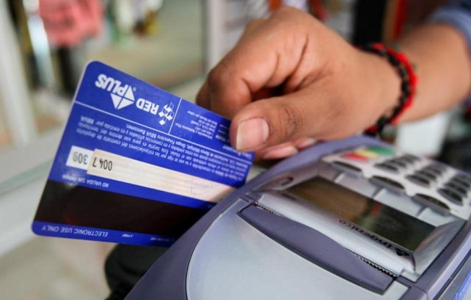 Tarjetas de credito para mayores de 18 años
