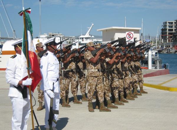 M xico celebra hoy el d a de la armada tiempo for Espectaculos del dia de hoy en mexico