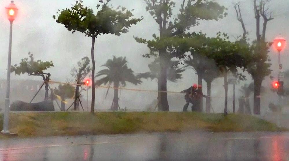 'Nepartak' golpea costa de China; hay 6 muertos