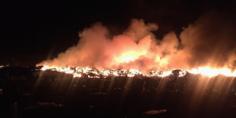 Relacionada incendio