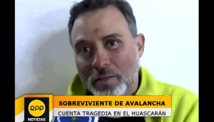 Video Alpinista Rub N Ja N Narra Tragedia En Per Tiempo