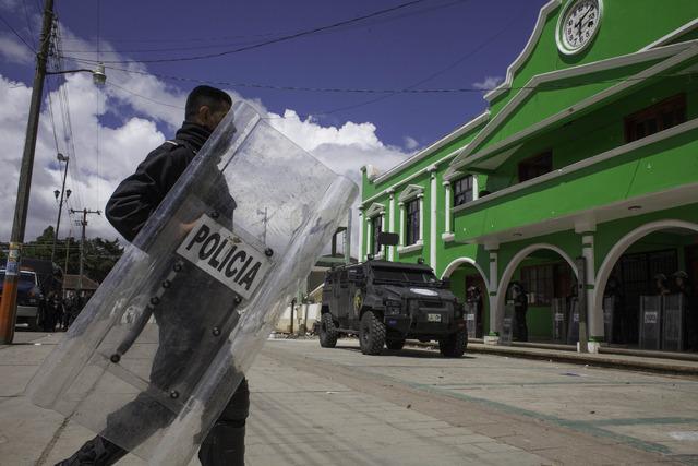 Asesinan a líder priísta y esposo de edil electa en Oaxaca