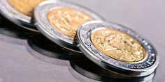 Relacionada peso mexicano monedas