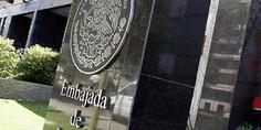 Relacionada embajada