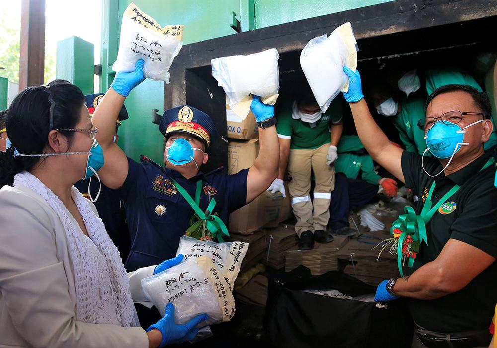 Resultado de imagen para carteles drogas filipinas