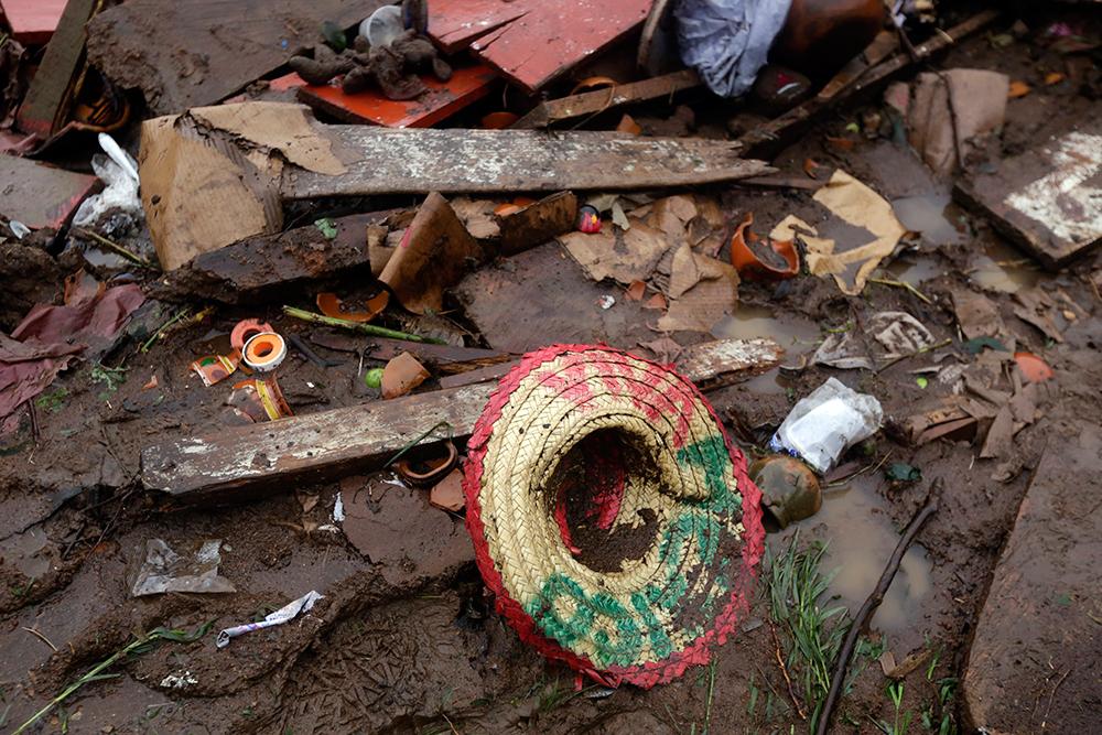 Suman 33 fallecidos en Puebla por paso de
