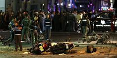 Relacionada atentado en tailandia