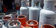 Relacionada tanques gas