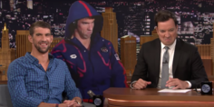 Relacionada michael phelps jimmy fallon