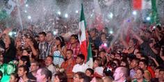 Relacionada festejo de independencia juarez