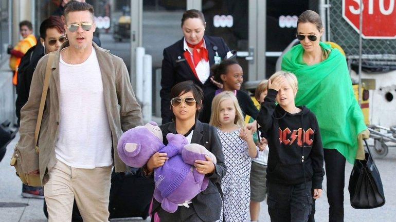 ¡Brad Pitt y Angelina Jolie se divorcian!
