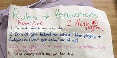 Relacionada rules